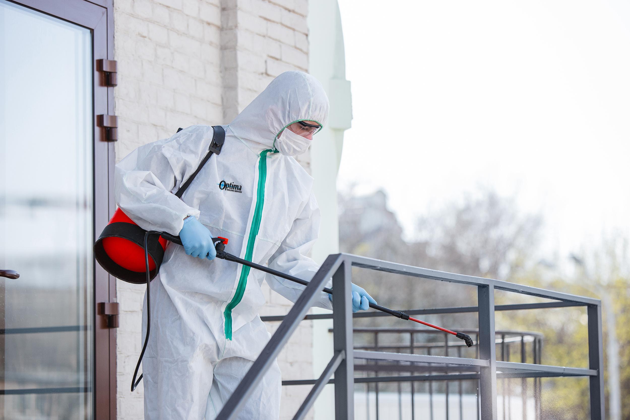 Reducing Coronavirus Risk in Your Facilities