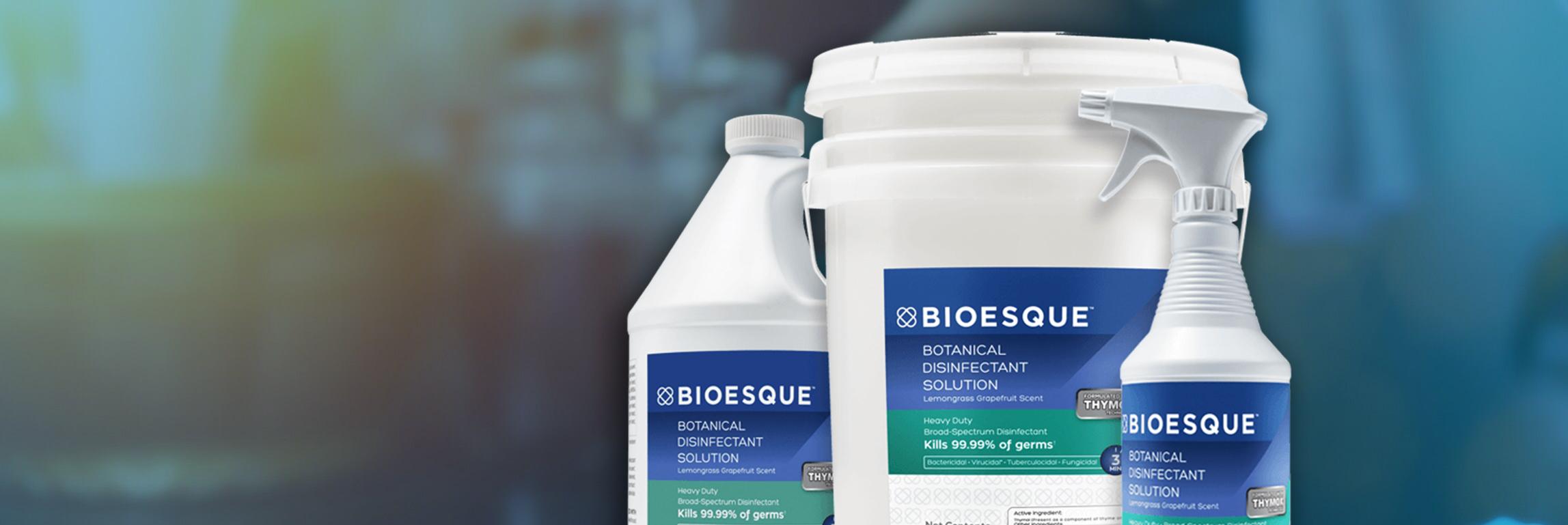 Bioesque Botanical Disinfectant Solution