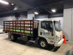 Optima launches Junk Removal & Hauling Division